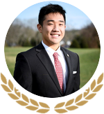 Photo of National Honoree Thomas Kim