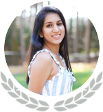 Photo of State Honoree Neha Devineni
