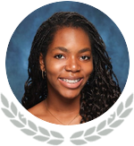 Photo of State Honoree Alexia Ayuk